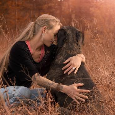Lebt und genießt jeden Tag mit eurem Hund, als wenn es euer letzter wäre…
